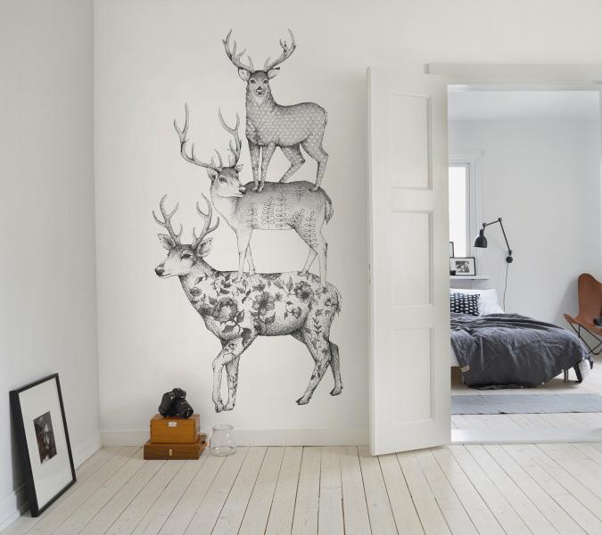 Rebel Walls Wallpapers by Linn Warme