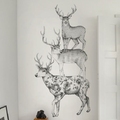 Rebel Walls Wallpapers by Linn Warme